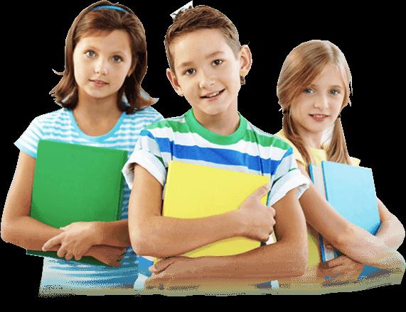 home_school_children